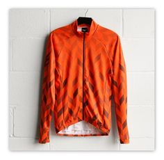 Thermal long sleeve jersey from Twin Six. Bike Wear a3b663fea