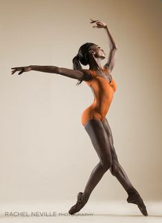 Ashley Murphy - Dance Theatre of Harlem (photo - Rachel Neville)
