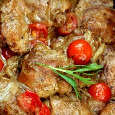 Creamy Garlic Honey Mustard Braised Chicken Thighs with Shallots and ...