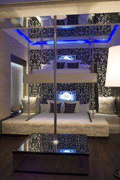 Crazy teen bedroom ideas on pinterest floral bedroom for Bachelorette bedroom ideas