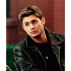 WHI | Get lost in what you love ❤ liked on Polyvore featuring supernatural, dean winchester and pictures