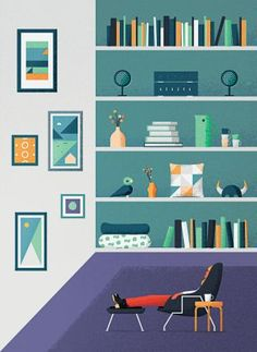 "Nathan Heller, ""Northern Lights: Do the Scandinavians really have it all figured out?,"" The New Yorker February 2015 Issue). It's hard to envision the Nordic model ever finding a home on these shores. Unique Wallpaper, Perfect People, How To Wake Up Early, The New Yorker, Finding A House, Danish Design, Comfort Zone, Scandinavian Style, New Books"