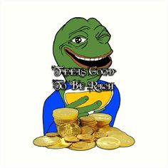 Pepe the Rich Frog #2