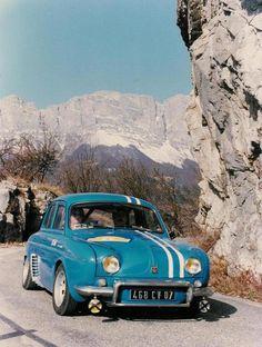 Renault Dauphine (Rallye)