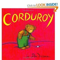 Corduroy. Classic!