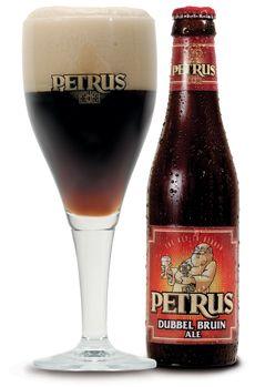 Petrus Dubbel Bruin Ale  |  Dubbel  |  6.5% ABV  |  Belgium