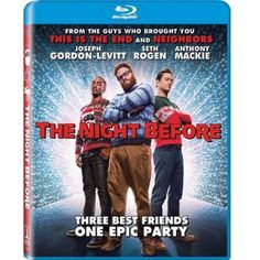 Previously Viewed DVD Includes Digital Copy Condition: Fair Ethan (Joseph Gordon-Levitt), Isaac (Seth Rogen), and Chris (Anthony Mackie) have been friends since Joseph Gordon Levitt, Three Best Friends, Friends Set, That One Friend, Pin It, New Movies, Movies To Watch, Movies Online, Comedy Movies