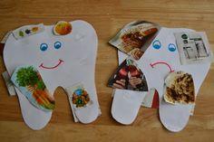 Mamas Like Me: Happy Teeth/Sad Teeth Collage - Perfect for #teeth #dentist #education month!