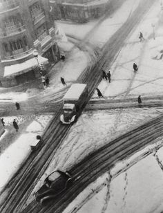 Paris, 1944, a photo by Izis (Israelis Bidermaner)