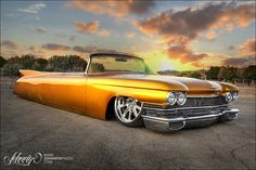 Custom-Cadillac-Convertable by Johnny-O