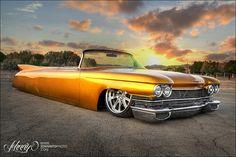 Custom-60 Cadillac-Convertable by Johnny-O