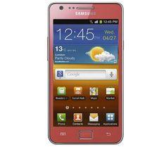 Samsung Galaxy S2 Rose