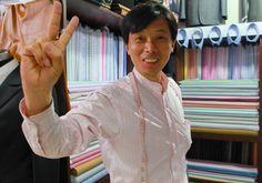 Costume sur mesure - Fabric Market Shanghai
