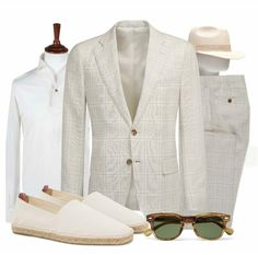 Smart tips: Bestäm när ett mejl ska skickas Linen Suits For Men, Mens Suits, Older Mens Fashion, Summer Jacket, Jackett, Well Dressed Men, Men Dress, Summer Outfits, Menswear