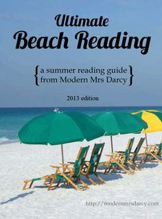Ultimate Beach Reading: A Summer Reading Guide from Modern Mrs Darcy