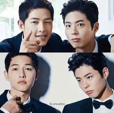 Park Bo Gum & Song Joong Ki