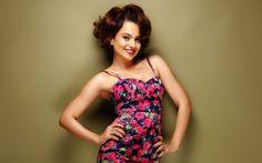 kangana ranaut indian bollywood actress wide