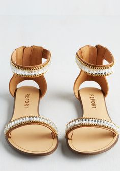 Jewels Out for Summer Sandal   Mod Retro Vintage Sandals   ModCloth.com