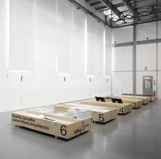 Atelier Pedro Falcão / Museu da Electricidade / Overlappings / Exhibition / 2011