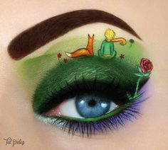 The little prince and the fox by scarlet-moon1 on DeviantArt