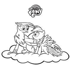 My little pony Halloween coloring pages | Kid Halloween | Pinterest ...