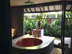 From Tugu Hotel, Lombok, Indonesia - nice place