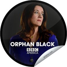 Steffie Doll's Orphan Black: Entangled Bank Sticker | GetGlue