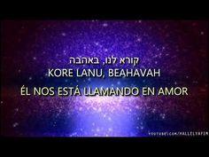 Yaakov Shwekey | El Santo Bendito Sea nos llama en amor