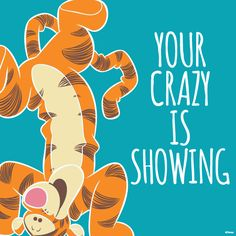 t Tigger Disney, Tigger Winnie The Pooh, Winnie The Pooh Quotes, Winnie The Pooh Friends, Pooh Bear, Eeyore, Cheer Up Pictures, Cute Pictures, Halloween Bulletin Boards