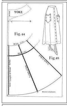 1917 Parisian dressmaking
