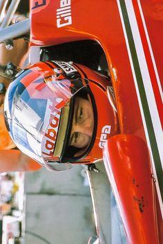 Derek Warwick, Ferrari F1, Lamborghini, Nigel Mansell, Belgian Grand Prix, Gilles Villeneuve, Formula One, Racing, Palace