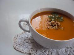Da Panela para o Coração : Sopa de batata doce