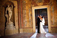 Palace Garden | Royal Wedding | Destination weddings in the Czech Republic