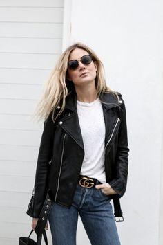 nice 15 Ways To Style Your White T-Shirt by http://www.polyvorebydana.us/urban-fashion-styles/15-ways-to-style-your-white-t-shirt/
