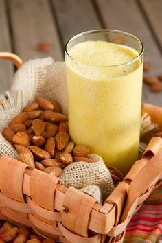 A bedtime shake to repair muscles and switch you into fat-burning mode while you sleep.