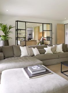 Living room remodel info: A valuable decorating tip is usually to put wasted wall space to utilize. This will create your room and offers it an aesthetic quality. Living Room Remodel, Home Living Room, Living Room Designs, Living Room Decor, Clearance Outdoor Furniture, Cheap Living Room Sets, Home Renovation, Home Furniture, Modern Furniture