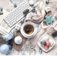 Фото инстаграм. Зима идеи, зимние раскладки. Уют, вдохновение, настроение, тепло #вдохновение #фото #зима