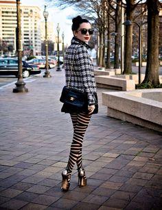 The Epic Fashion Adventures of Aureta Thomollari