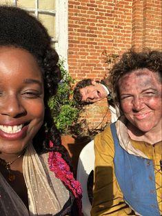 Mathew Baynton, Horrible Histories, Black Actresses, New Girl, Bbc, Comedy, Tv Shows, It Cast, Dreadlocks
