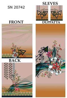 Folk Art Flowers, Botanical Flowers, Flower Art, Paisley Art, Design Research, Border Design, Bold Prints, Geometric Art, Textile Design