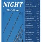 """""""Night"""" by Elie Wiesel Unit Common Core Aligned  I teach """"Night"""" by Elie Wiesel in ELA when students are learning about WWII and the Holocaust in S..."""
