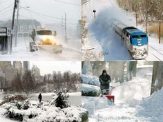 Slideshow : Dangerous cold storm blankets US Northeast - Dangerous cold storm blankets US Northeast | The Economic Times