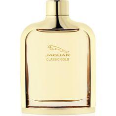 Jaguar Fragrances lanza Classic Gold   La nueva fragancia de Jaguar para hombres masculinos y elegantes. Jaguar propone una nueva fragancia que se suma a la familia Classic con un aroma que se destaca en la elegancia pura del carácter de los hombres. El hombre que la usa se caracteriza por ser elegante de clase sofisticado carismático y ambicioso. El Frasco: El Frasco es el mismo de Jaguar Classic. Distinguido y elegante . Sin embargo esta vez el marco y el logotipo se presentan en un tono…