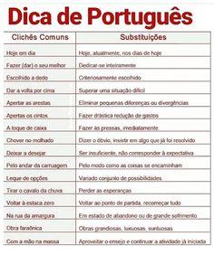 #dicasncs #portuguesparaconcursos #enem2020 #concursopublico Portuguese Grammar, Portuguese Lessons, Portuguese Language, Study Techniques, Study Methods, Study Tips, German Language Learning, Language Study, Mental Map