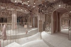 JOOOS Fitting Room by X+Living, Hangzhou – China » Retail Design Blog