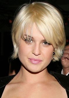 In the salon ask for a short above the chin length bob with choppy layers and long feathered fringe. Description from lifestylehair.wordpress.com. I searched for this on bing.com/images