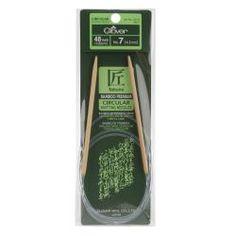 Bamboo Circular Knitting Needles 48
