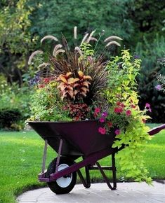 Container landscaping Tips