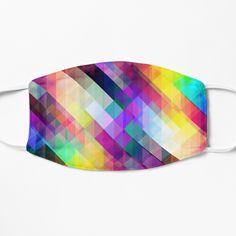 Pattern Design, Masks, Colorful, Printed, Awesome, Products, Art, Art Background, Kunst