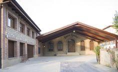 Bienvenidos a Bodegas Riojanas, nuestra Casa desde 1890. #bodega #winery #rioja